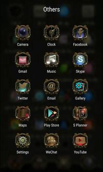 Hi Tech ZERO Launcher apk screenshot