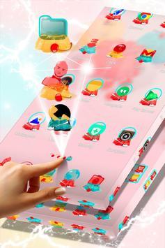 Cute Jelly Launcher Theme screenshot 4