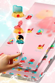 Cute Jelly Launcher Theme screenshot 3