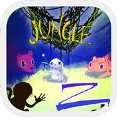 Cute Jungle Launcher Theme icon