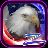 July 4th ZERO Launcher icon