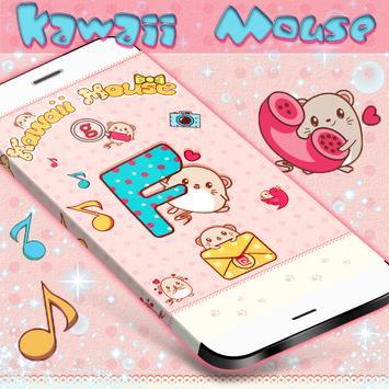 Kawaii Mouse ZERO Launcher poster