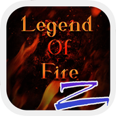 Legend of Fire Launcher icon