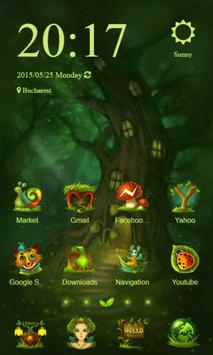 Magic Forest ZERO Launcher poster