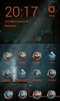 Submarine Theme for Launcher poster