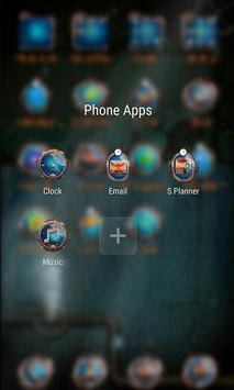 Submarine Theme for Launcher apk screenshot