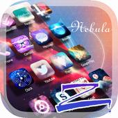 Nebula Theme - ZERO Launcher icon