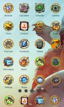 Norse Mythology ZERO Launcher apk screenshot