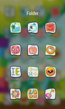 Outdoor Theme - ZERO Launcher apk screenshot