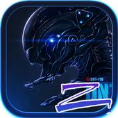 Robot Theme - ZERO Launcher icon