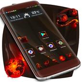 Rock and Lava Launcher icon