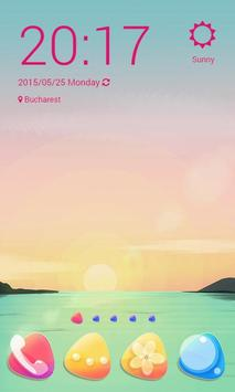 Soft Colors Launcher Theme poster