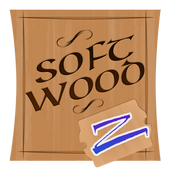Carved Wood Launcher Theme icon