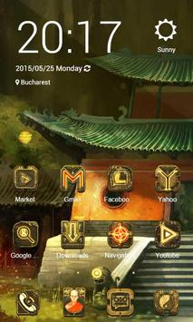 Zen Design Launcher Theme poster