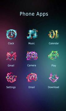 Happy New Year 2018 - ZERO Launcher screenshot 3