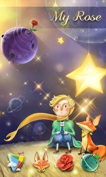 My Rose Theme - ZERO Launcher poster