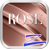 Rose Theme - ZERO Launcher icon