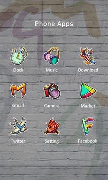 Skate Board - ZERO Launcher apk screenshot