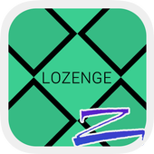 Lozenge Locker Theme icon
