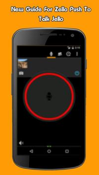 Manual Zello PTT Walkie Talkie Radio screenshot 1