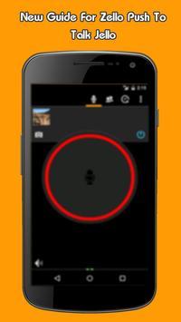 Manual Zello PTT Walkie Talkie Radio screenshot 3