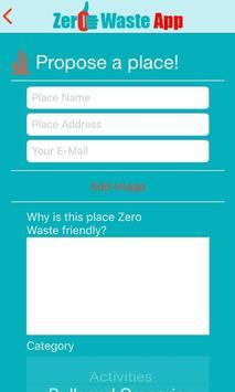 Zero Waste App screenshot 2