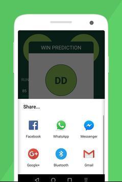 Win Predictor BPL T20 Cricket poster