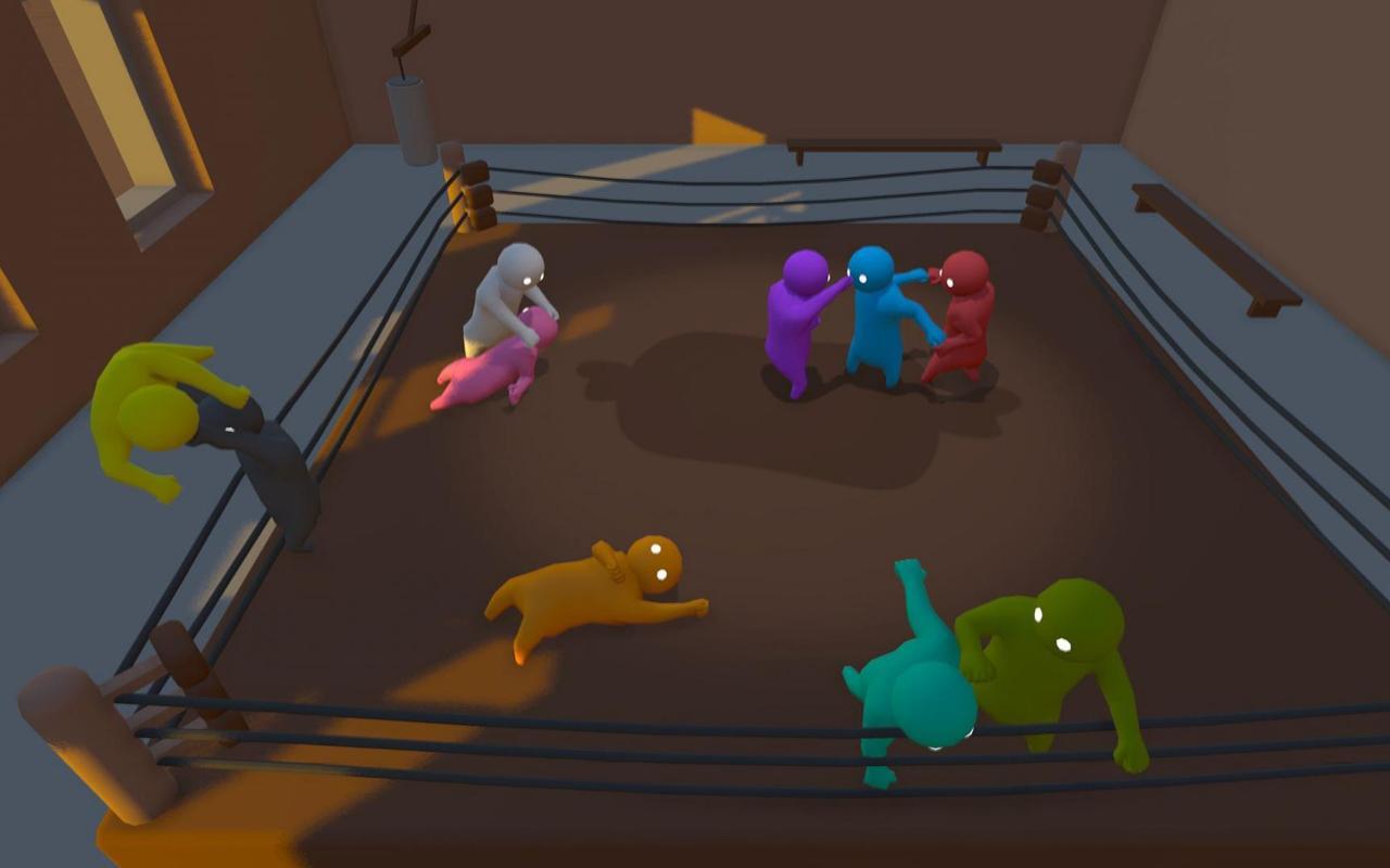 gambar game gang beasts Game Pc Fighting Paling Keren Sekali