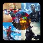 Superhero Infinity War Wallpapers icon