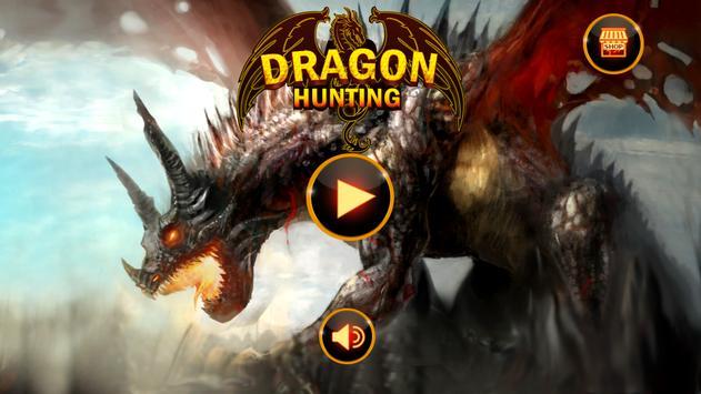 Dragon Hunting Free Sniper Shooting Game poster