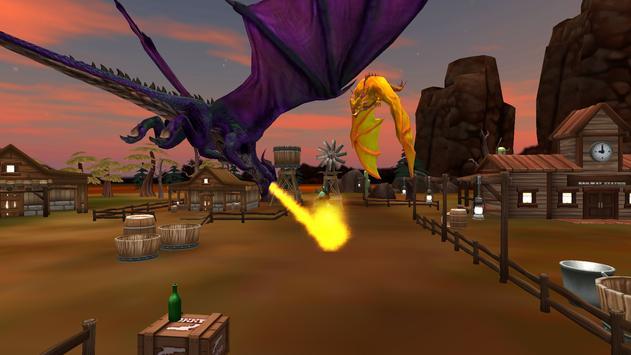 Dragon Hunting Free Sniper Shooting Game apk screenshot