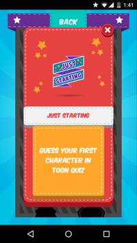 Toon Quiz screenshot 6