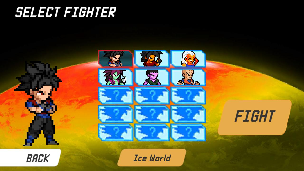 Dragon World: Saiyan Warrior for Android - APK Download