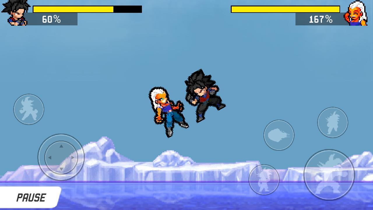 Dragon World: Saiyan Warrior para Android - APK Baixar