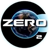 Zero co2 icon