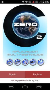 Zero co2 poster