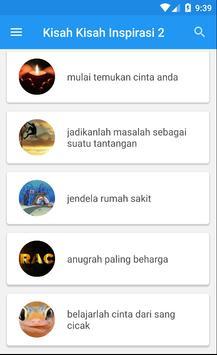 Kisah  - Kisah Motivasi Lengkap screenshot 1