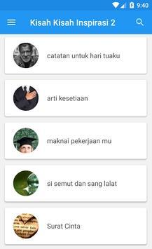 Kisah  - Kisah Motivasi Lengkap screenshot 2