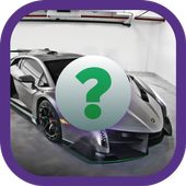 Guess the Supercar Puzzle icon