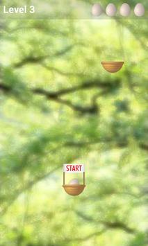 Free Egg Toss apk screenshot