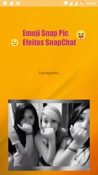 InstaSquare Carinhas SnapChat poster