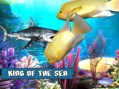 King of the Fish Tank: It's a fish eat fish world apk screenshot