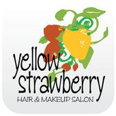 Yellow Strawberry Salon icon
