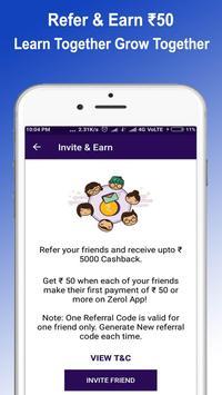 Zerol−The Learning App│IIT, NEET, Bank Clerk, PO screenshot 2
