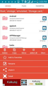 My Files screenshot 3