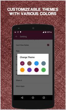 Color Notes screenshot 1