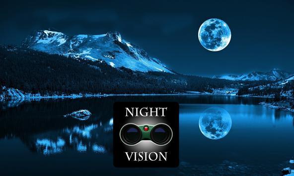 Night Video Recorder Camera poster
