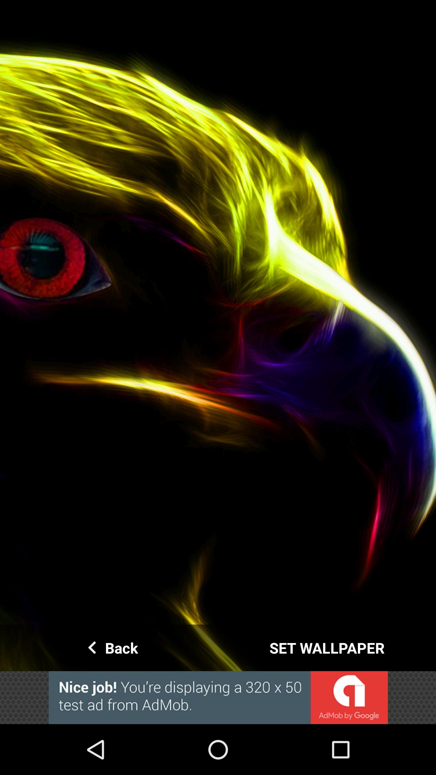 3d Animal Eagle Wallpapers Hd 2017 Free For Android Apk