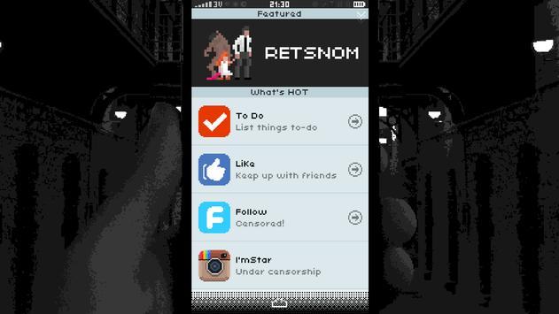 Replica screenshot 2