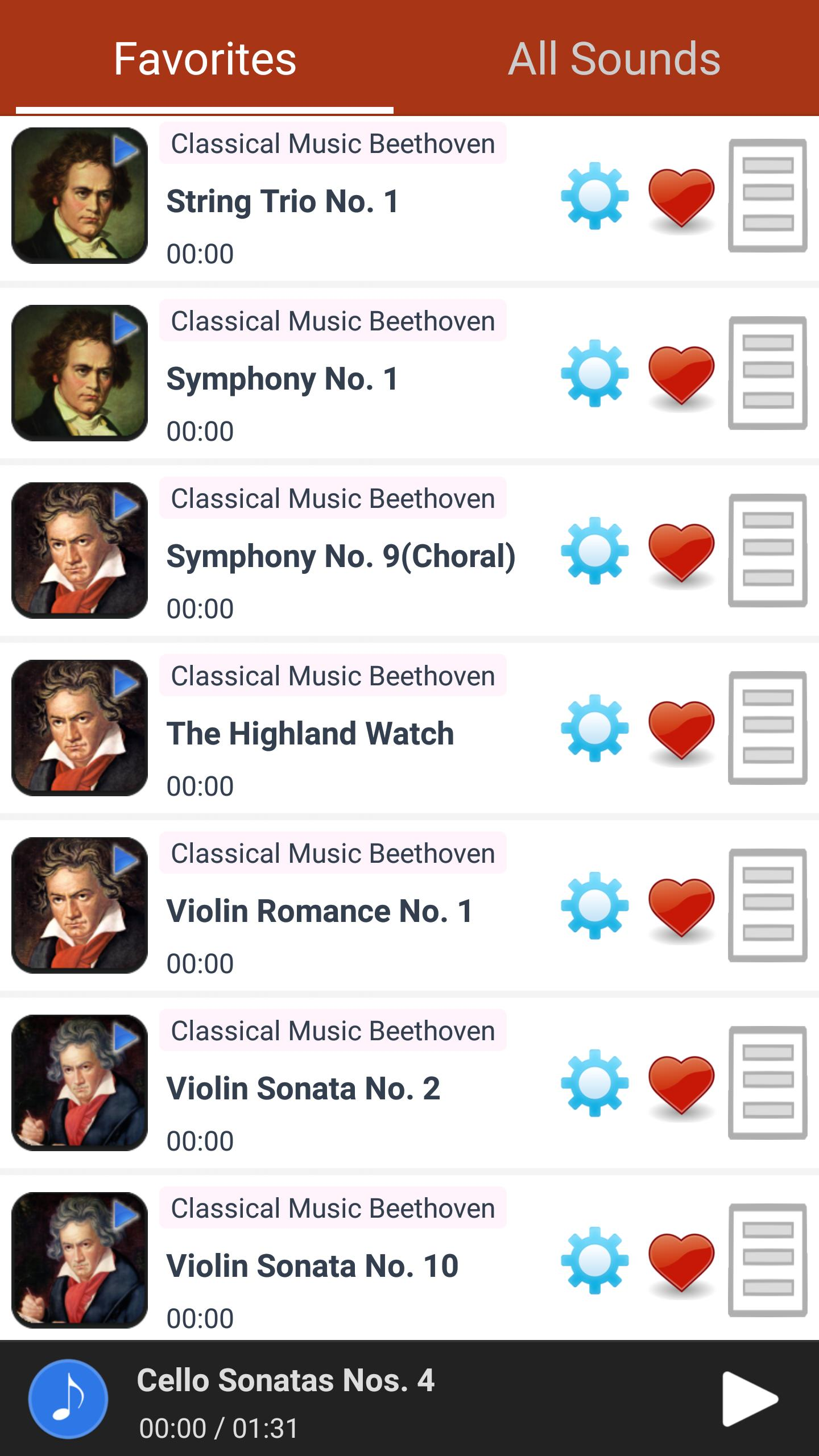 Classical Music Beethoven for Android - APK Download